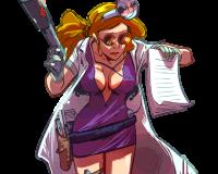 Dr Elisa